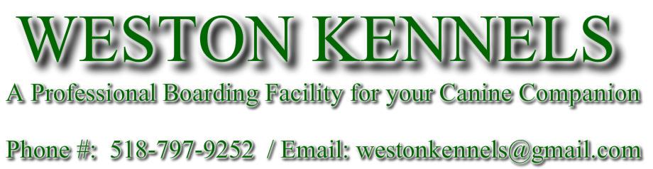 Weston Boarding Kennels